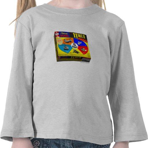 MEU Model Box kid's long sleeve Shirts