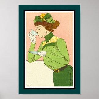 Meunier famoso 1900 de Enrique de los artistas del Poster