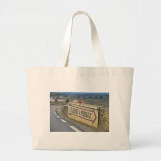 meursault côte-d'or France Jumbo Tote Bag
