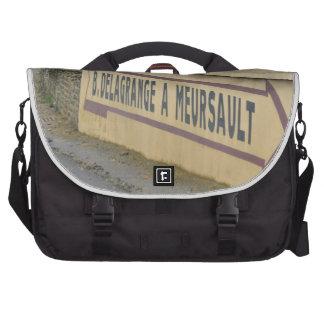meursault côte-d'or France Laptop Bag