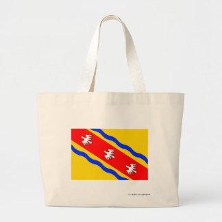Meurthe-et-Moselle flag Bags