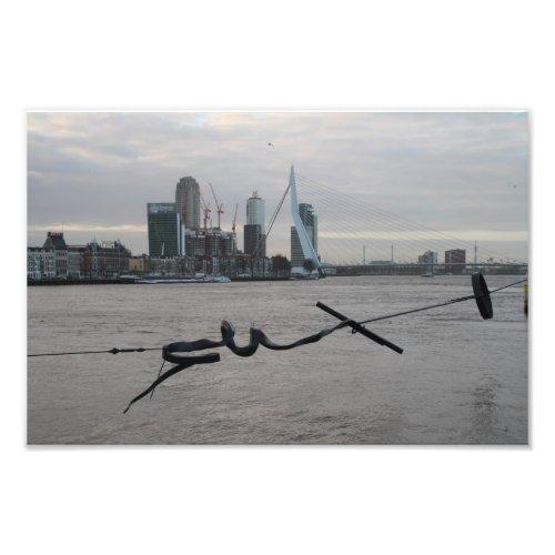 Meuse, Rotterdam