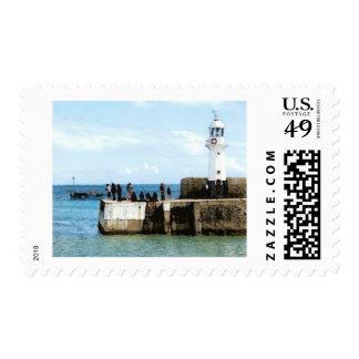 Mevagessy Fishing Postage Stamp