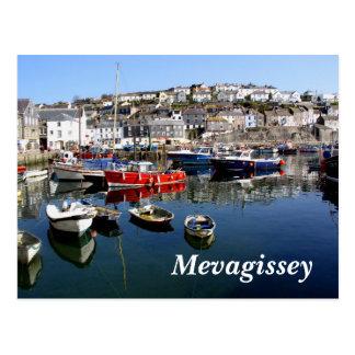 Mevagissy, Mevagissey Postcard