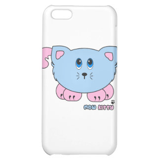 Mew Kitty Pudgie Pet iPhone 5C Cover