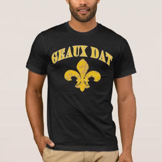 Mew Orleans Geaux Dat T-Shirt