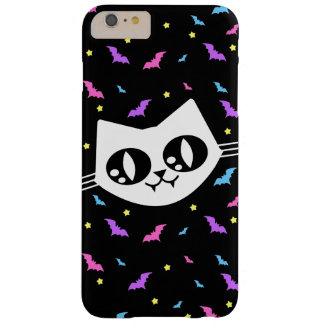 Mew Wave Kawaii Cat Bats Barely There iPhone 6 Plus Case