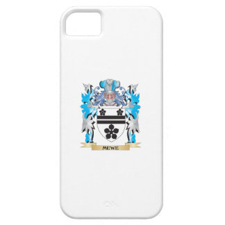 Mewe Coat of Arms - Family Crest Cover For iPhone 5/5S