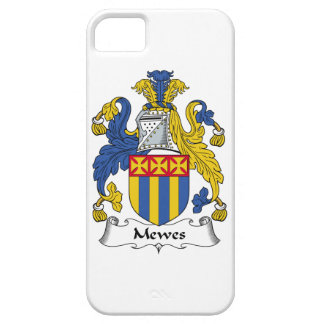 Mewes Family Crest iPhone 5 Cover