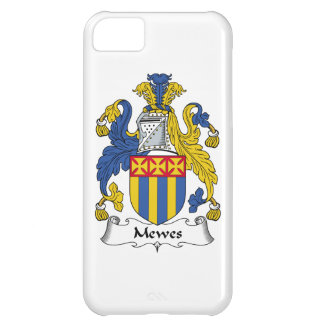 Mewes Family Crest iPhone 5C Cover