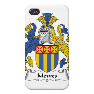 Mewes Family Crest iPhone 4/4S Covers
