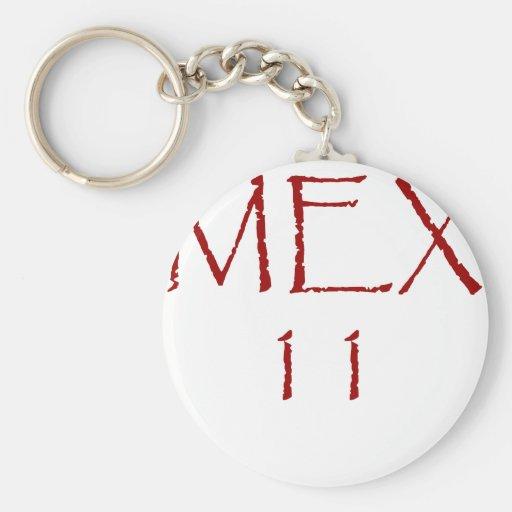 MEX11 KEYCHAIN