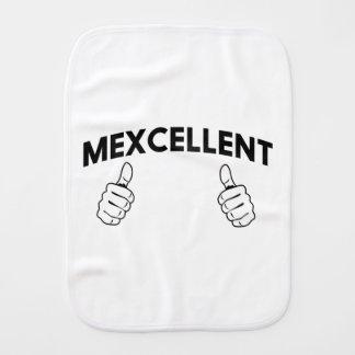 Mexcellent Burp Cloth