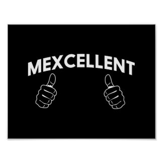 Mexcellent Poster