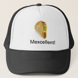 Mexcellent! Tacos' Rule! Trucker Hat