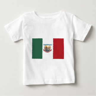 Mexcian Flag Baby T-Shirt