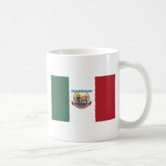 Mexcian Flag Coffee Mug
