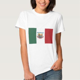 Mexcian Flag Shirt
