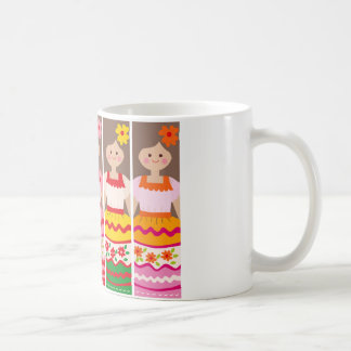 MexcianBookmark Classic White Coffee Mug