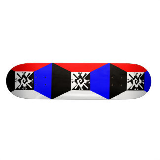 Mexica Movement, Colombia Political Skateboards