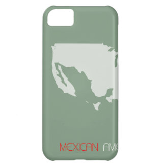 Mexican America iPhone 5C Cases