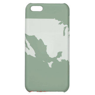 Mexican America iPhone 5C Case