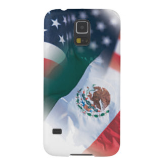 Mexican-American Case for Samsung Galaxy 5 Galaxy S5 Cover
