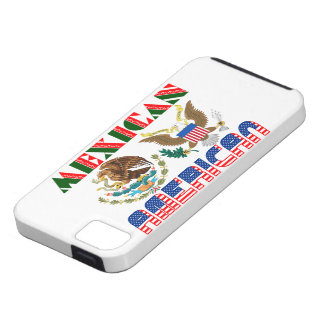 Mexican American Eagles iPhone SE/5/5s Case