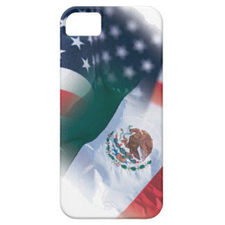 Mexican-American Flag iPhone5 Case iPhone 5 Covers