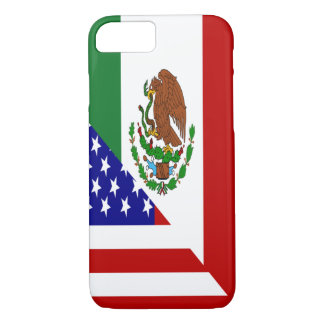 Mexican American Flag iPhone 8/7 Case