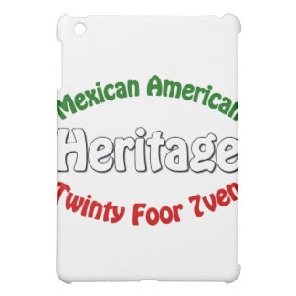 Mexican American Heritage Cover For The iPad Mini