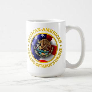 Mexican American Pride Coffee Mug