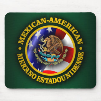 Mexican American Pride Mouse Pad