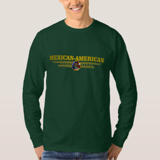 Mexican American Pride Tee Shirt