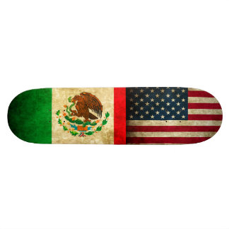 Mexican-American Skaters Need this Skateboard! Skateboard