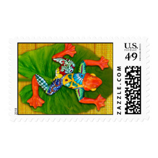 Mexican Art Stamps