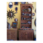 Mexican Artisan Furniture Postcard
