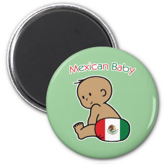 Mexican Baby Magnet