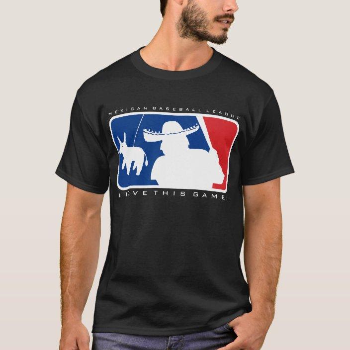 Mexican Baseball League  T Shirt