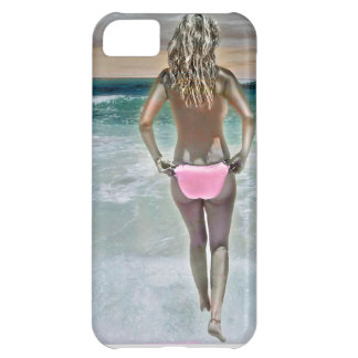 Mexican Beach Girl iPhone 5C Covers