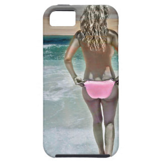 Mexican Beach Girl iPhone 5 Cases