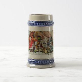 Mexican Beermug Beer Stein