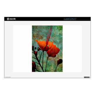 MEXICAN BIRD OF PARADISE LAPTOP SKINS