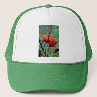 MEXICAN BIRD OF PARADISE TRUCKER HAT