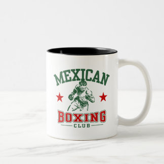 Mexican Boxing Mugs