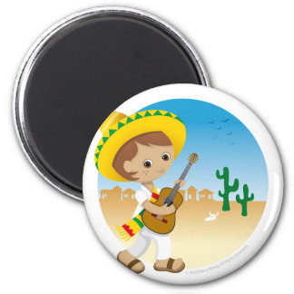 Mexican boy magnet