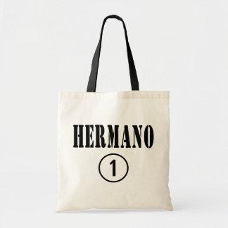 Mexican Brothers : Hermano Numero Uno Canvas Bag