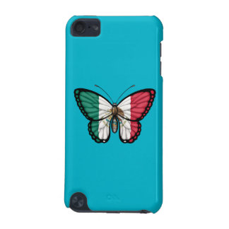 Mexican Butterfly Flag iPod Touch 5G Case