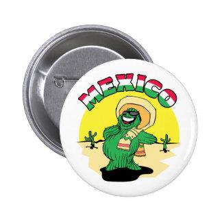 Mexican Cactus Pin