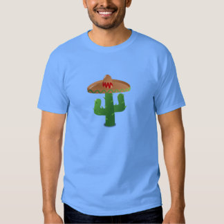 Mexican Cactus T Shirt